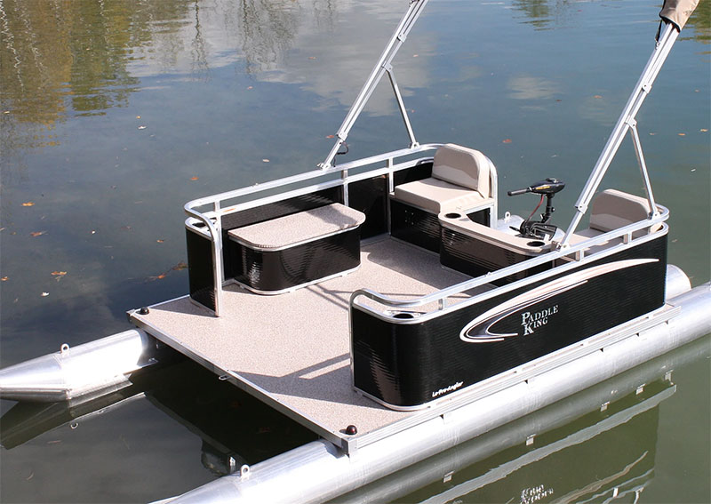 Pontoon boats for sale best boat 2017 for Luxury fishing boats