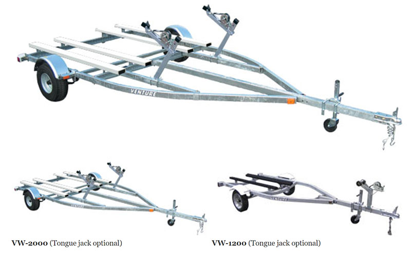 venture boat trailer water craft