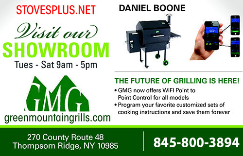 pellet grills orange county ny