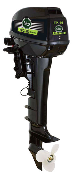 14 HP - Elco Electric Outboard Boat Motor