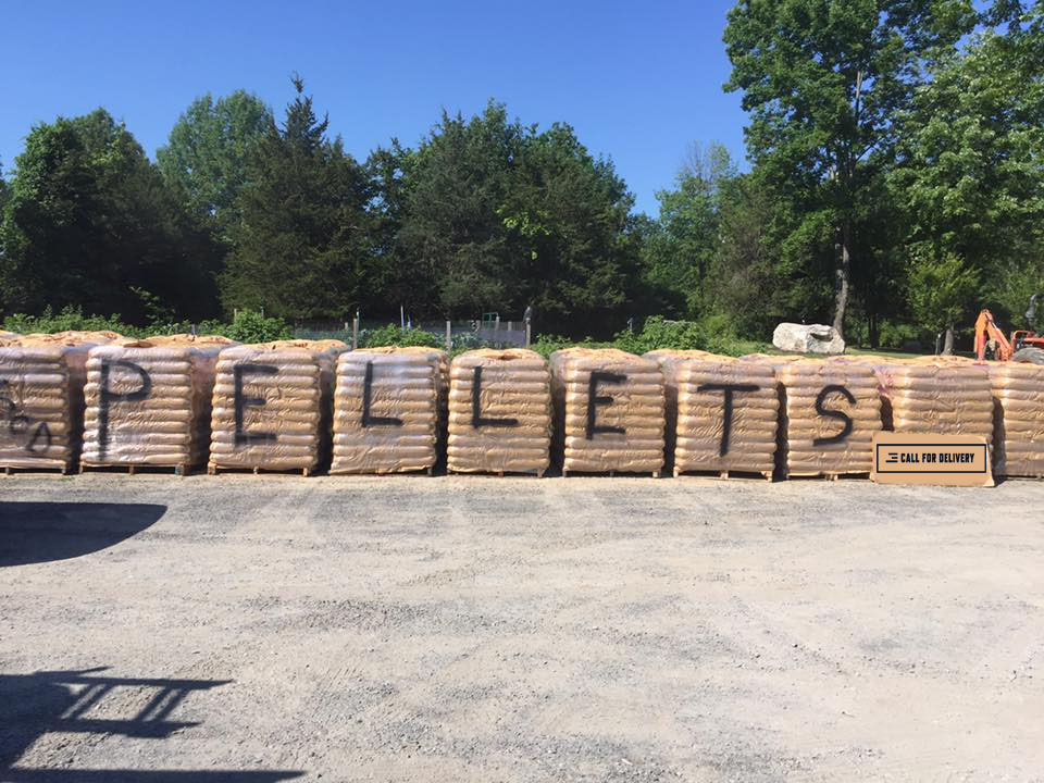 wood pellets middletown ny